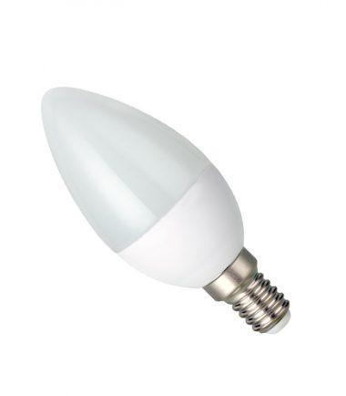 LÂMPADA LED E14 C37