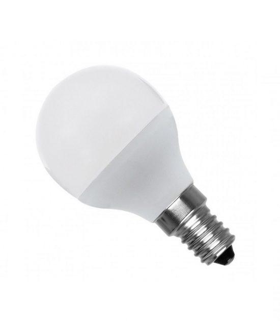 LÂMPADA LED E14 G45
